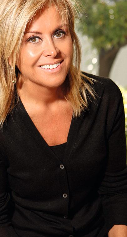 Designer Rosa Clará. Portrait